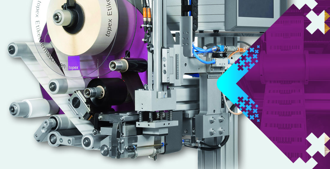 Special machines labeling solutions